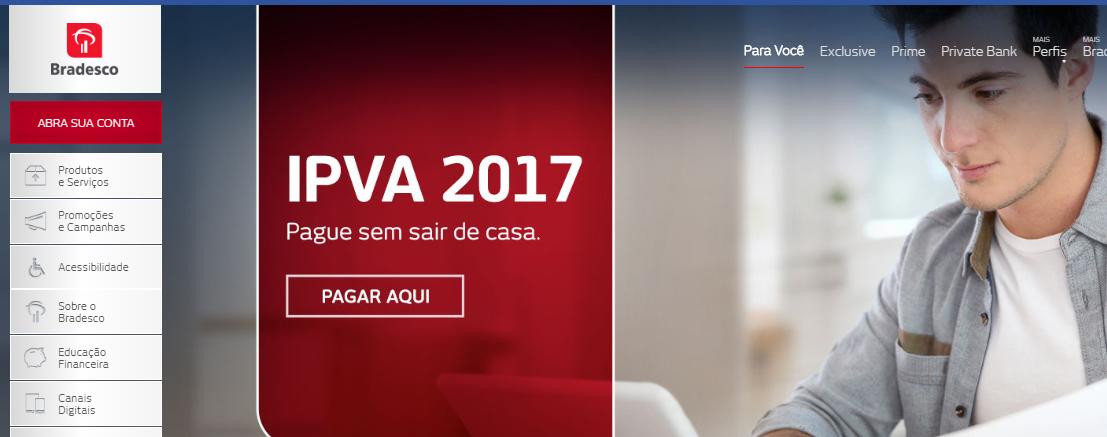 IPVA Bradesco 2022